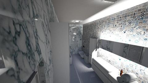 b1 - Bathroom - by lupuuandreea
