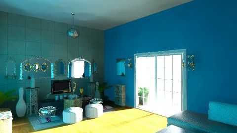 redesign - Eclectic - Living room - by sophiave