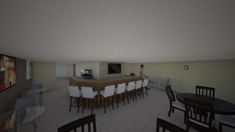 Hz - Vintage - Dining room - by boniba
