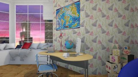 hyu vgfrnji - Modern - Kids room - by marianaestefania