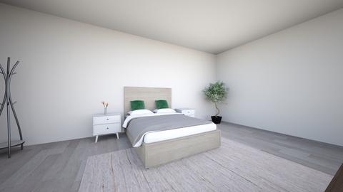 Cuarto - Bedroom - by blancadlf