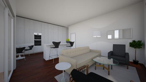 Harmonee - Living room - by ewoehlke