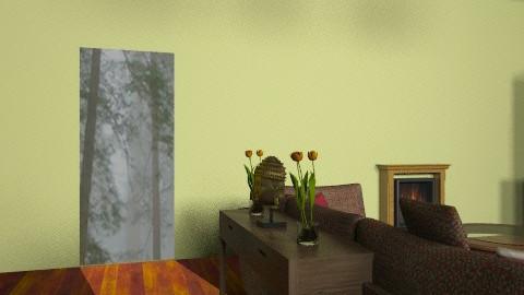 comfy livingroom - Modern - Living room - by phatpiggy13