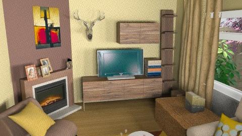 My living room 3 - Modern - Living room - by Sziszi
