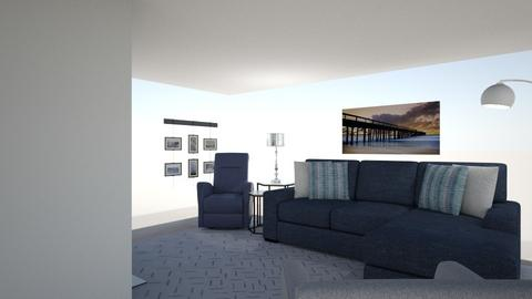 Living room NEW Angle 1 - Eclectic - Living room - by richerthanuknow