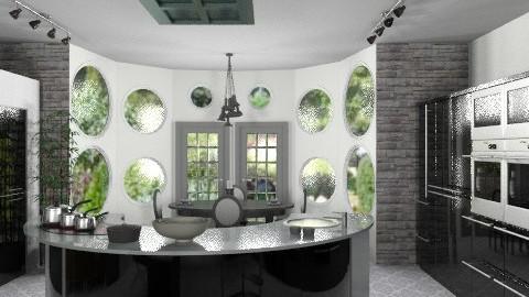 my dream kitchen - Kitchen - by Marcus little
