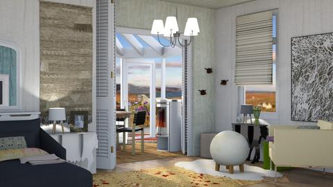 Sheepish  - Modern - Living room - by augustmoon