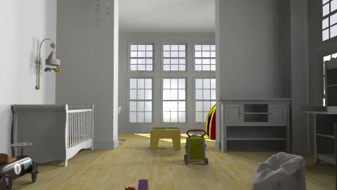 Baby's Room - Classic - Kids room - by candylandbabe94