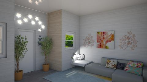 3D - Living room - by StyleDasha