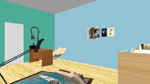 mi cuarto - by yuna shinigami