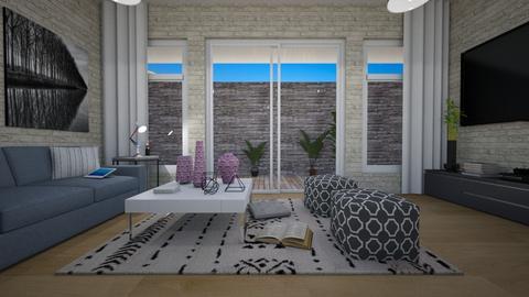 home1 - Modern - Living room - by raissasevero
