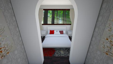 Mogano - Bedroom - by Valentina Cremonini