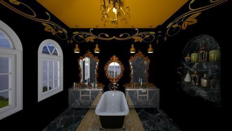 electric bthrm - Bathroom - by Kylie Awa