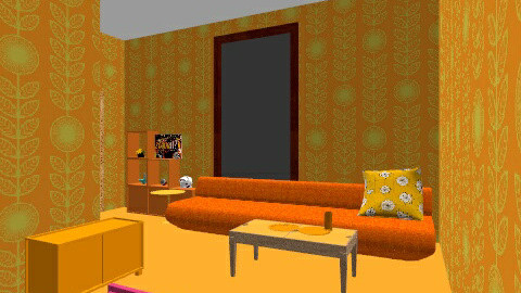 Orange - Modern - by henneke