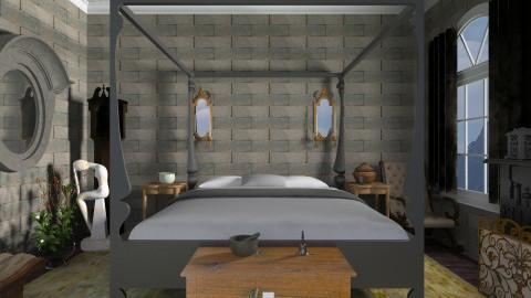Despair_CWIN - Vintage - Bedroom - by TV Renders