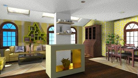 Kool Living - Modern - Living room - by wiljun