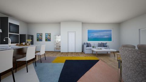 apartamento pequeno - Modern - by gabyurbina