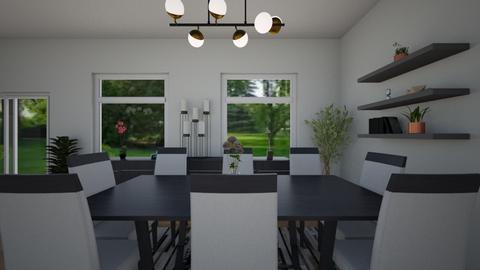 cozinha integrada 2 - Kitchen - by kellassuncao