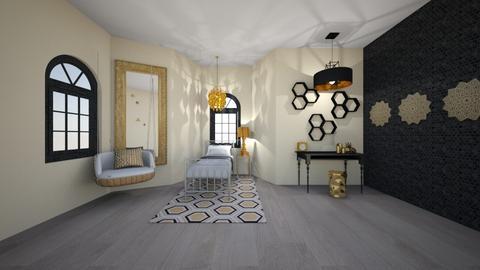 Honey - Bedroom - by bethmason1887