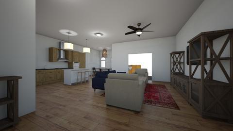 New Dream House - by ktmalikah