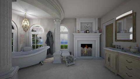 Shabby Chic Bath - Bathroom - by ElleP