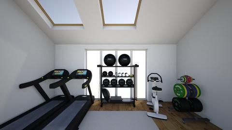 Gym - by Its_Liz