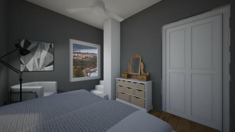 guest bedroom  - by misharoeters