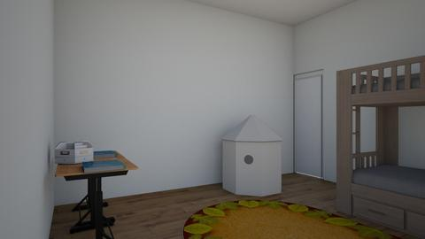 idea 1 - Kids room - by JazzyJess93