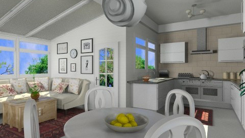 ABC - Kitchen - by XValidze