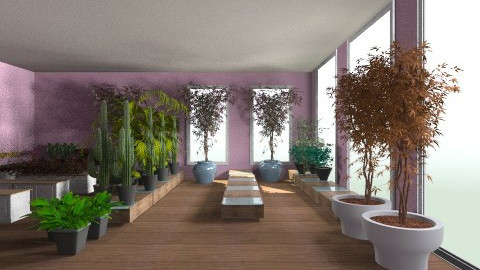 Floricultura - Living room - by belle22