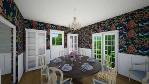 Arlington Dining Rooom - Classic - Dining room - by littlewillowhome