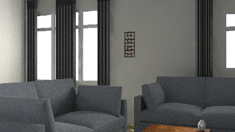 mine - Modern - Living room - by hennievanhennie