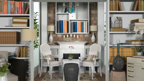Reading Haven - Modern - Office - by dominicjames