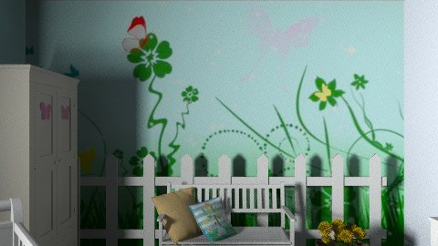 Foto1 - Eclectic - Kids room - by djcurt