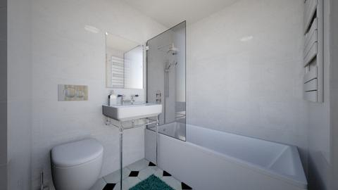 Lazienka 7 - Bathroom - by saveta