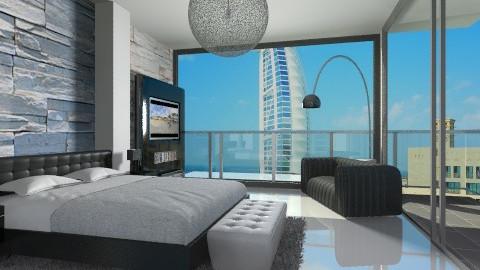 dubai zimmer - Bedroom - by megi94