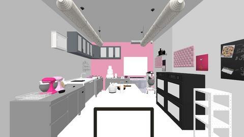 Cakes n treats - Kitchen - by ellynnnnn1014