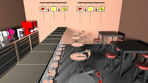 Miss Lolas Cafe - Eclectic - by kfajardo