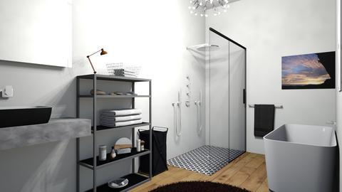 Bathroom 3  - Bathroom - by Panda65