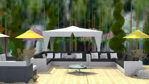 wondergarden - Eclectic - Garden - by leendave
