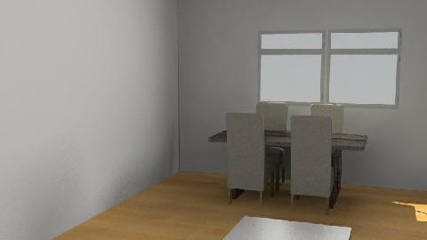 Room - Dining Room - by lfdala