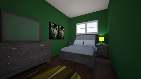 Real project - Bedroom - by Victoria Y