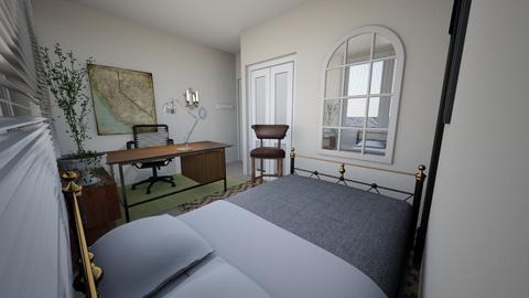MORAY - Vintage - Bedroom - by c_sun