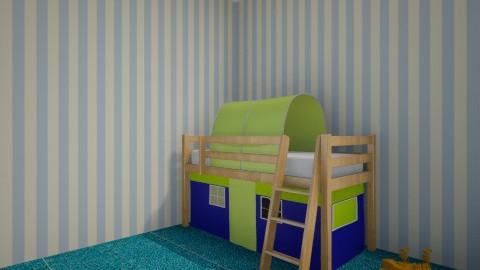 חדר - Kids room - by PIPIPOPO