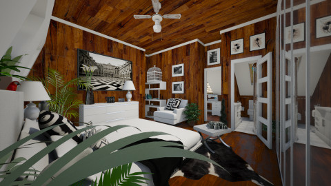 InLaw Suite - Eclectic - Bedroom - by Lackew