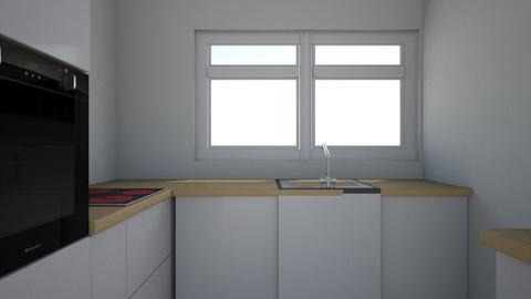 Mama2 kitchen - Living room - by yana2106