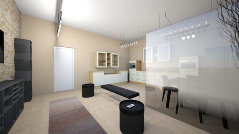 koof - Living room - by chaimaeh