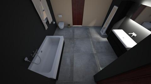 Kandis main bathroom - Bathroom - by Teacher Tita