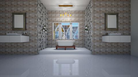 Bohobathroom - Bathroom - by genevaroomstyler