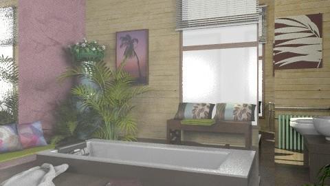 Luxury bathroom_Re - Glamour - Bathroom - by milyca8